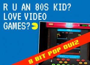 8 Bit Pop Quiz